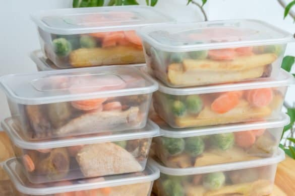 7 Genius Meal Prep Hacks That'll Save You So Much Time