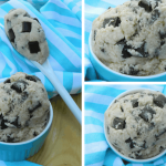 Coconut Chocolate Chunk Edible Cookie Dough