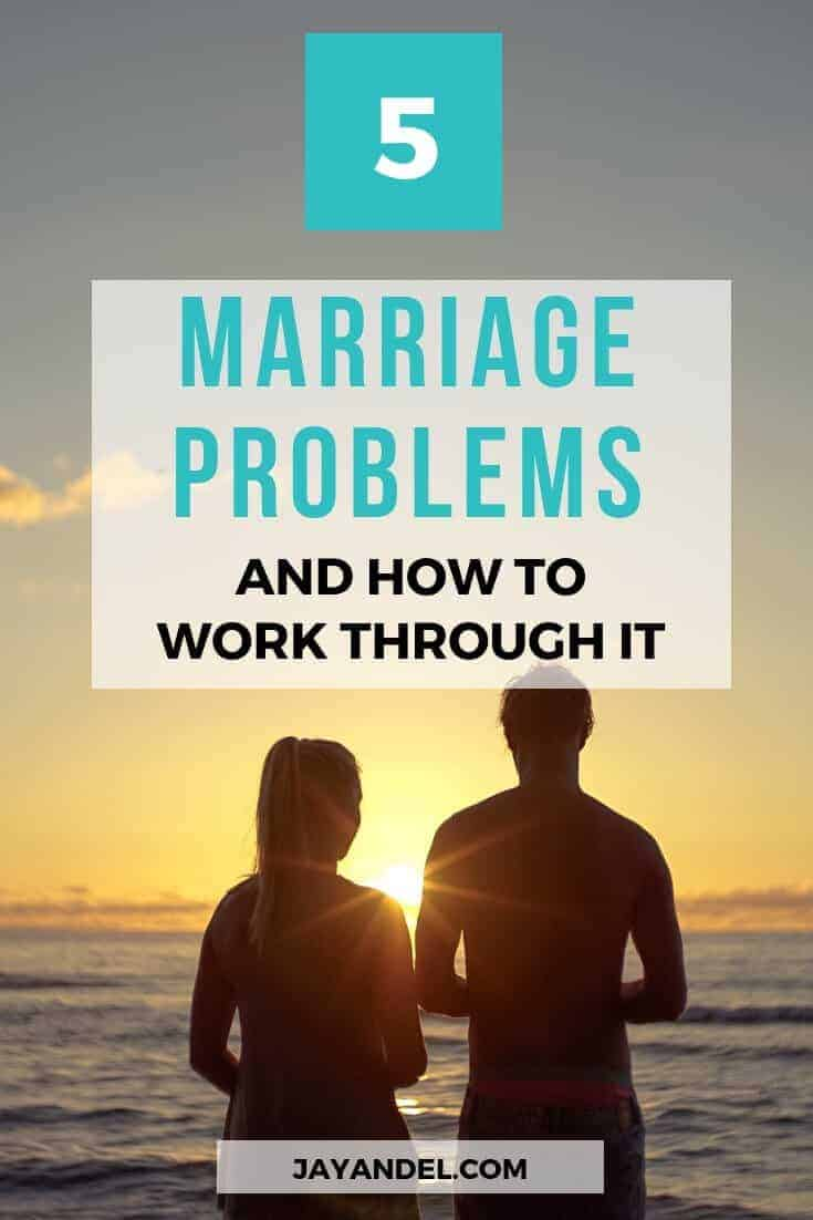 marriage problems that are fixable