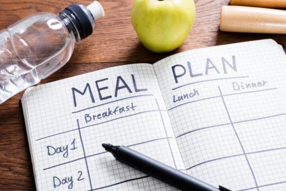 Family Meal Planning Tips: Plan a Week's Worth of Meals in One Day