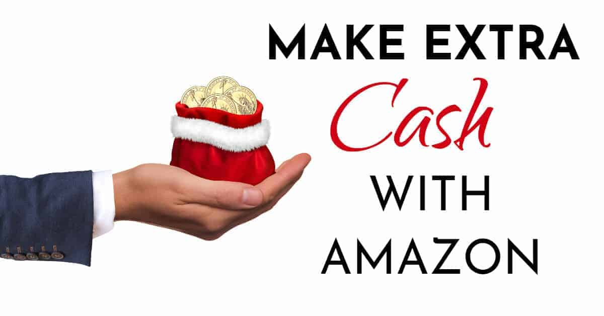 make extra cash with amazon