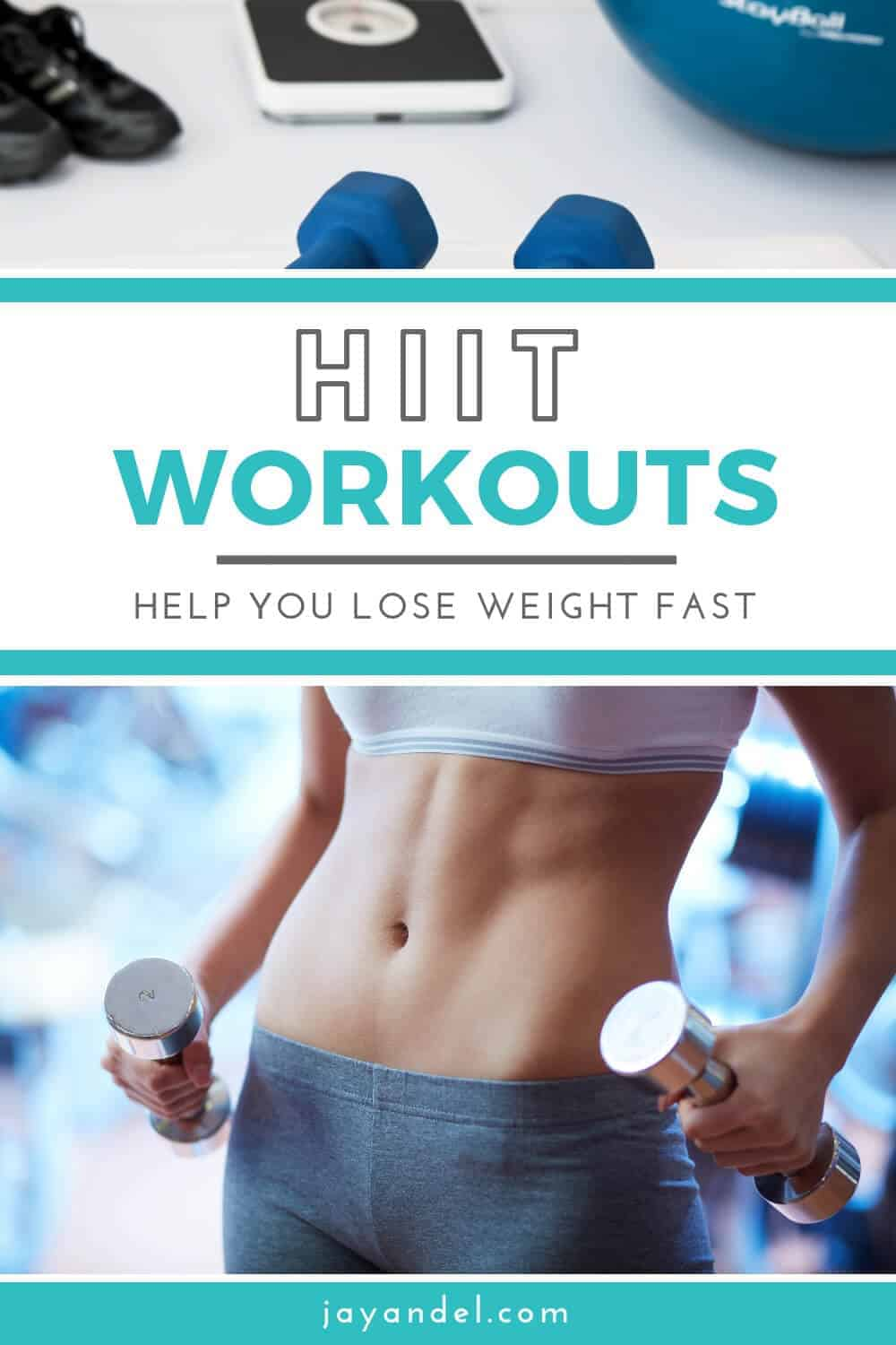 how hiit helps you lose weight faster