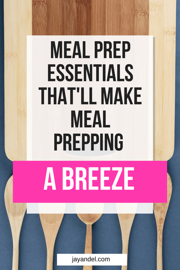 five essential items that will help you on your way to becoming a master food prepper.