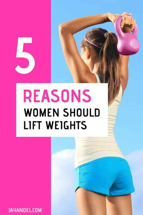 Want to get stronger, feel better, and burn more calories but aren't sure how to get there? Consider lifting weights. Not quite convinced? Here are five of the best reasons I've found to start lifting weights: