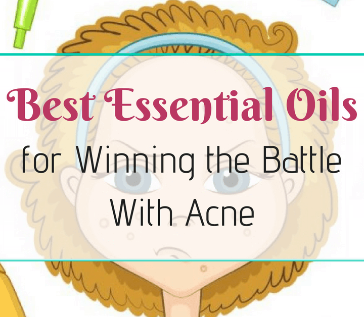 best essential oils to beat acne