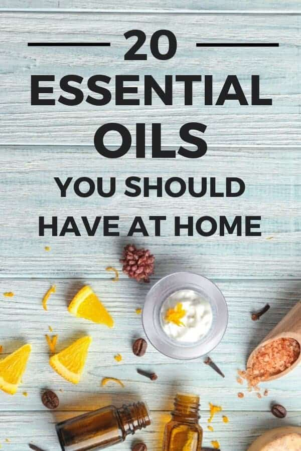 essential oils you should have at home