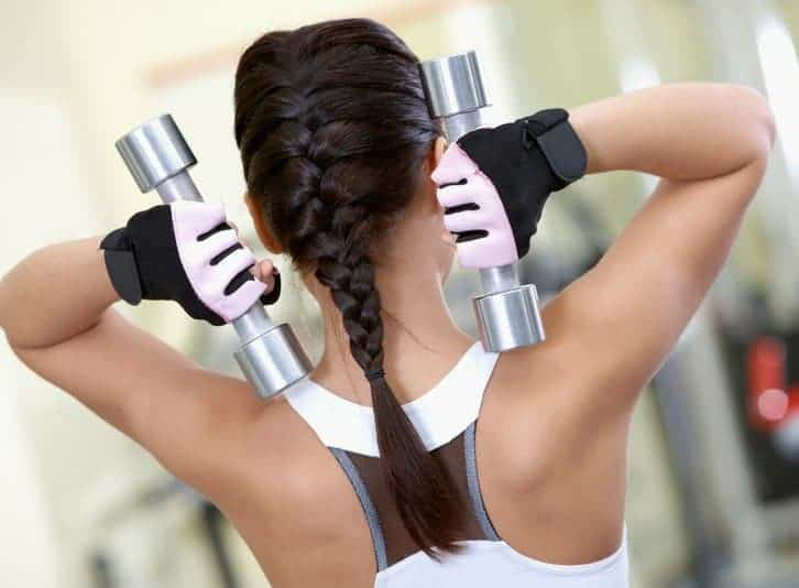 5 really good reasons why ladies should lift weights
