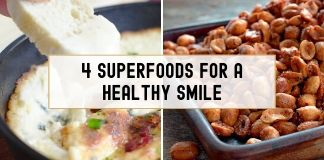 4 Surprising Superfoods For A Healthy Smile