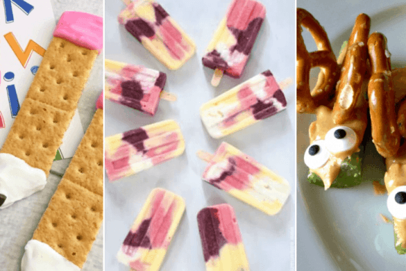 15 Easy and Healthy After School Snacks Your Kids Will Love