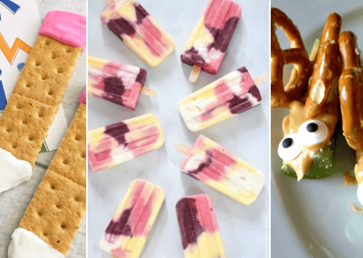 15 Healthy Snack Ideas Kids WILL Love