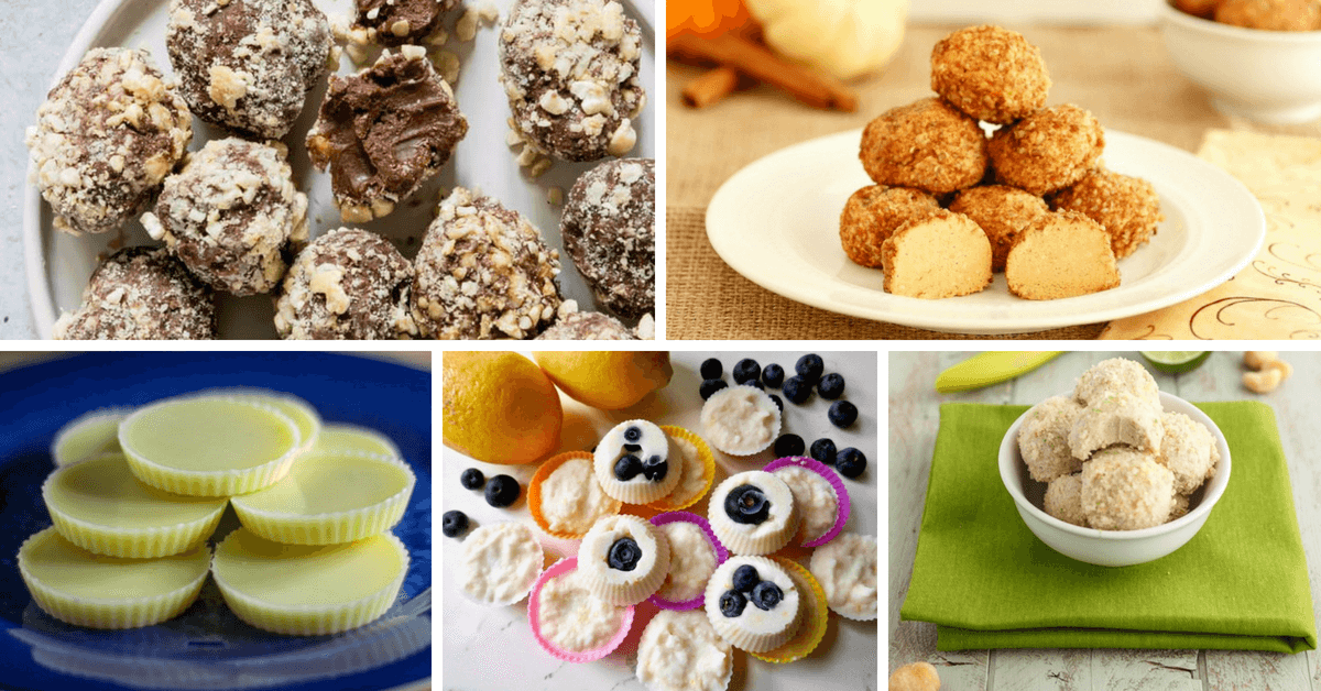 Must-Try Fat Bombs for Keto or Low Carb Diets