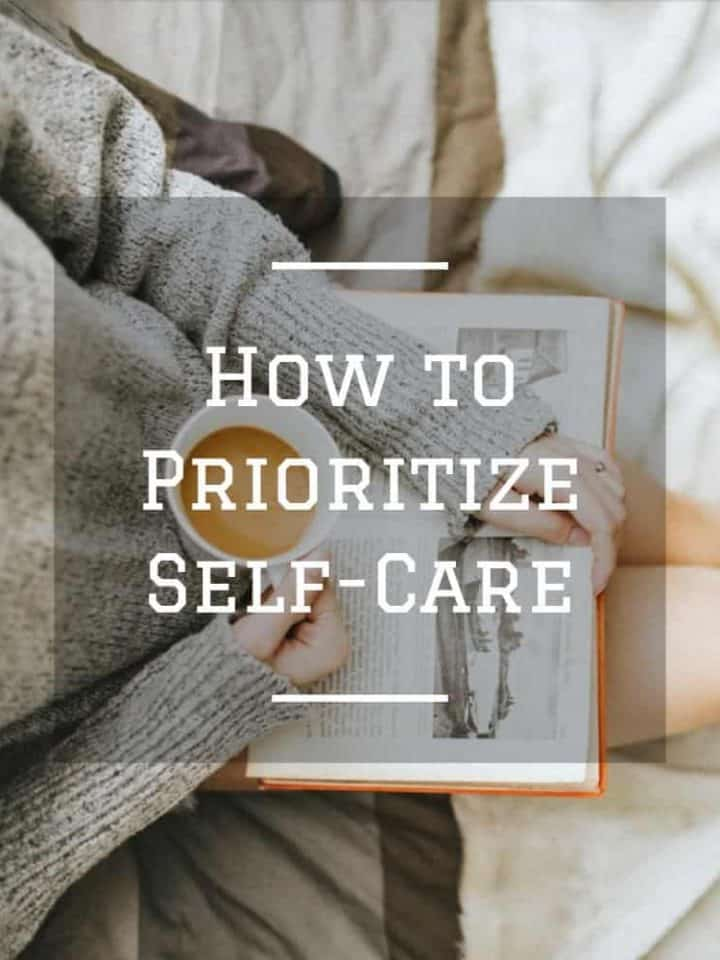 Prioritizing Self Care When You Are Too Busy To Breathe