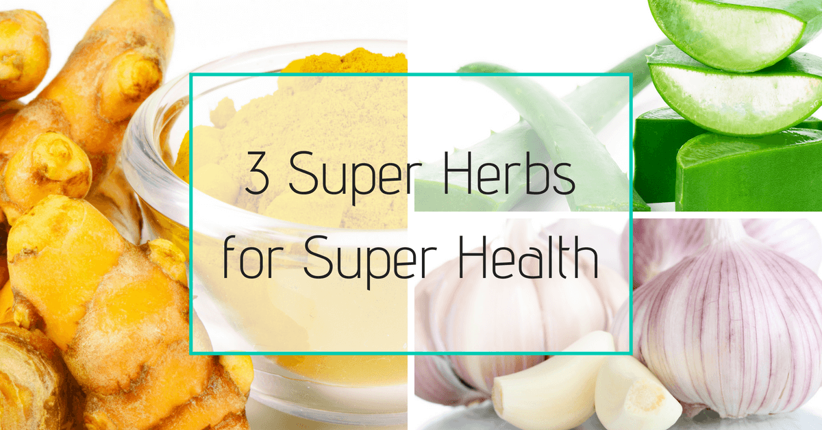 super herbs for super health