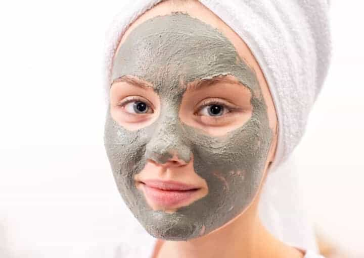 bentonite clay masks
