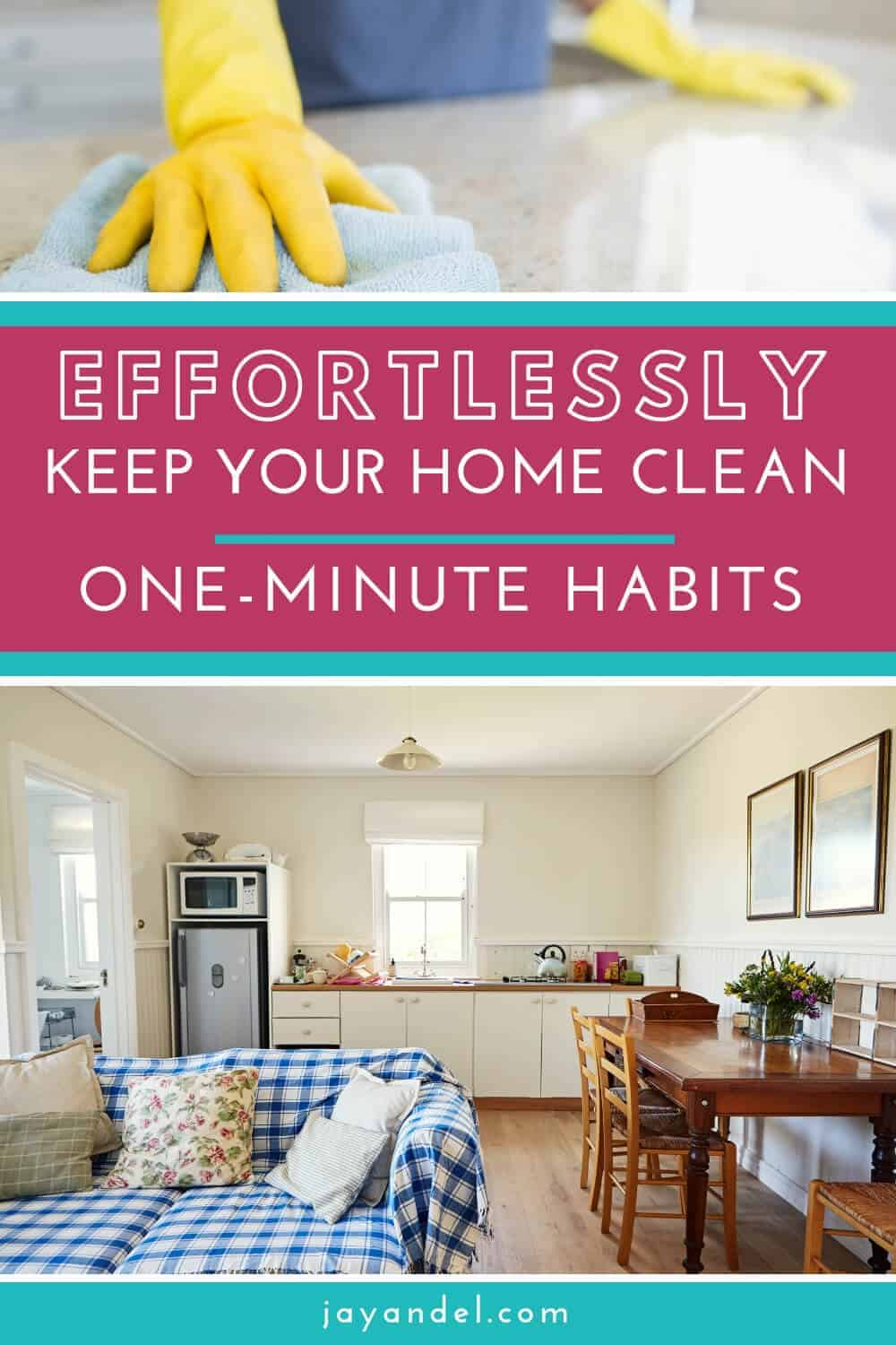 effortlessly keep your home clean