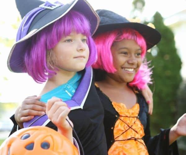 Halloween activities for kids party