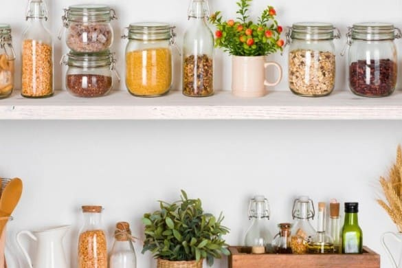10 Kitchen Storage Essentials That are Just too Pretty to Hide