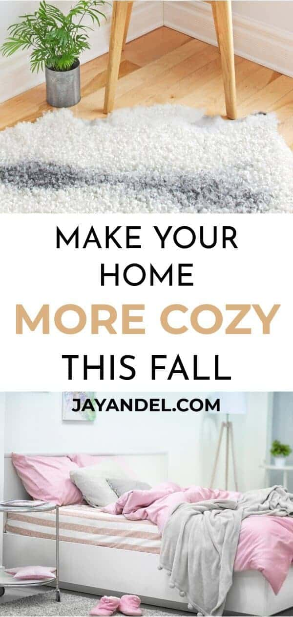 more cozy home this fall