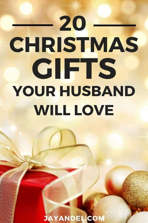 20 Cool Gifts Your Husband Will Love