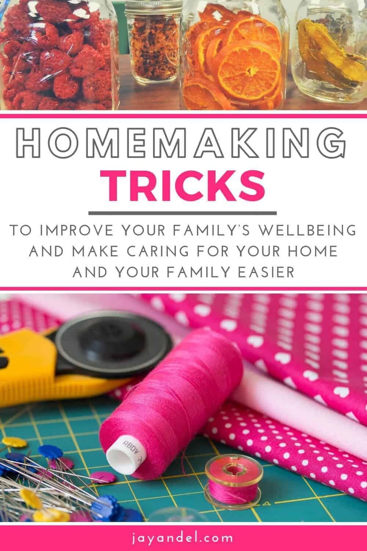 homemaking tricks