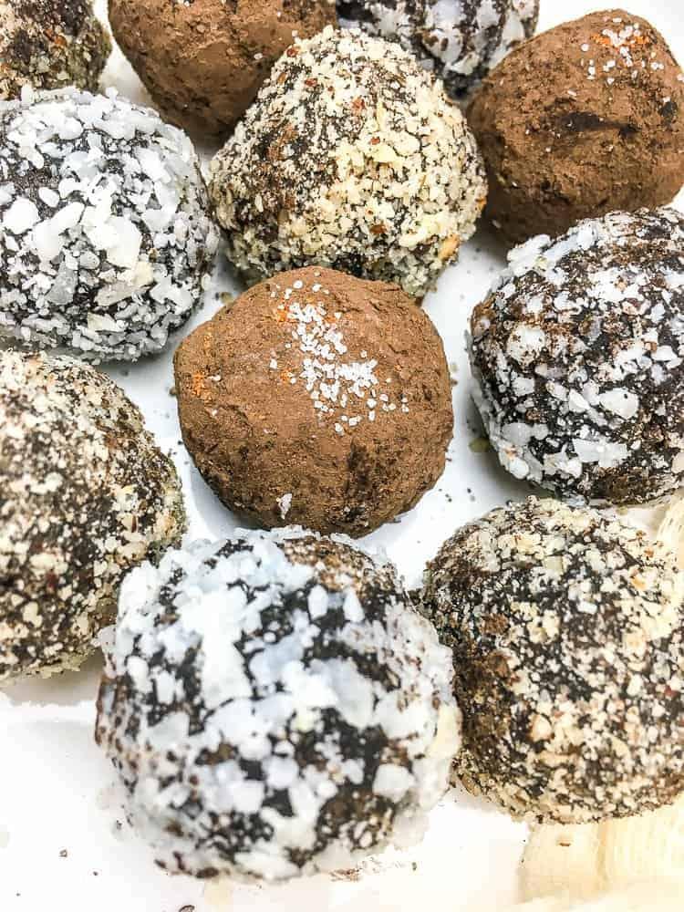 Chocolate Hazelnut Truffle Recipe