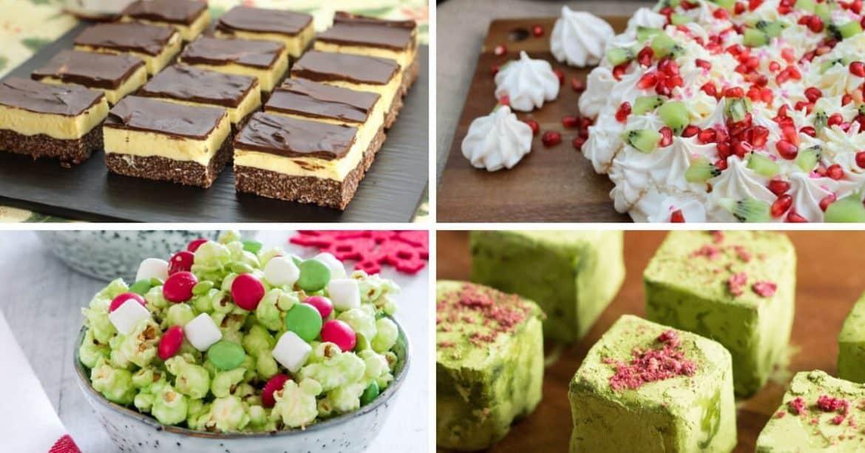 amazing delicious christmas dessert recipes