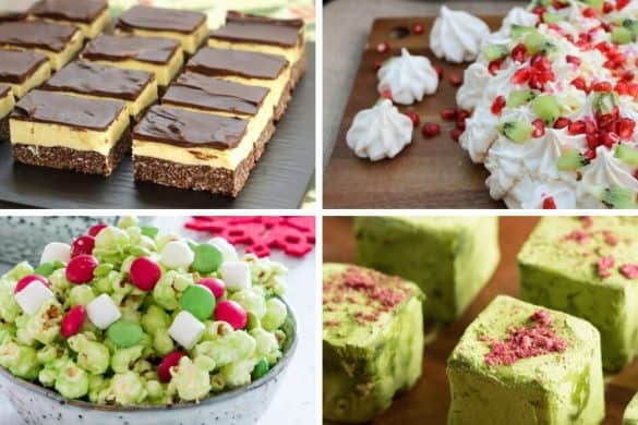 amazing delicious christmas dessert recipes