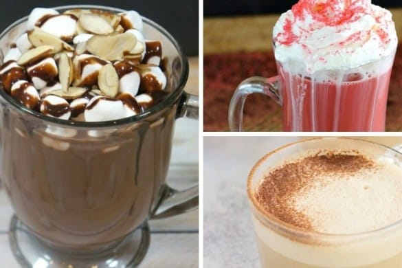 delicious hot chocolate recipes
