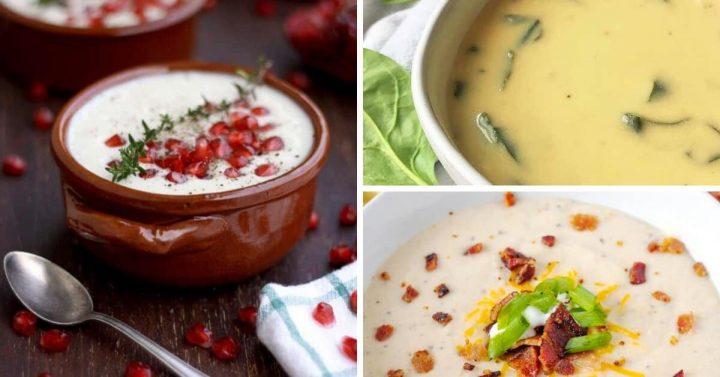 keto friendly soups