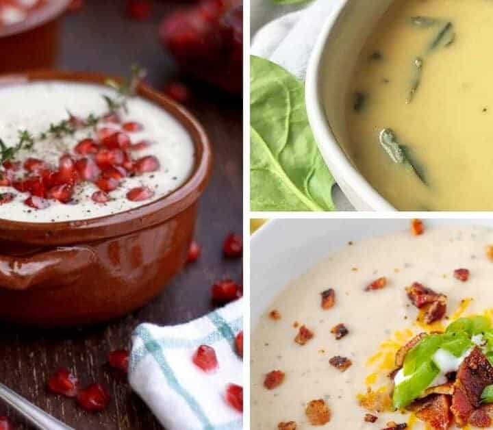 keto friendly soups