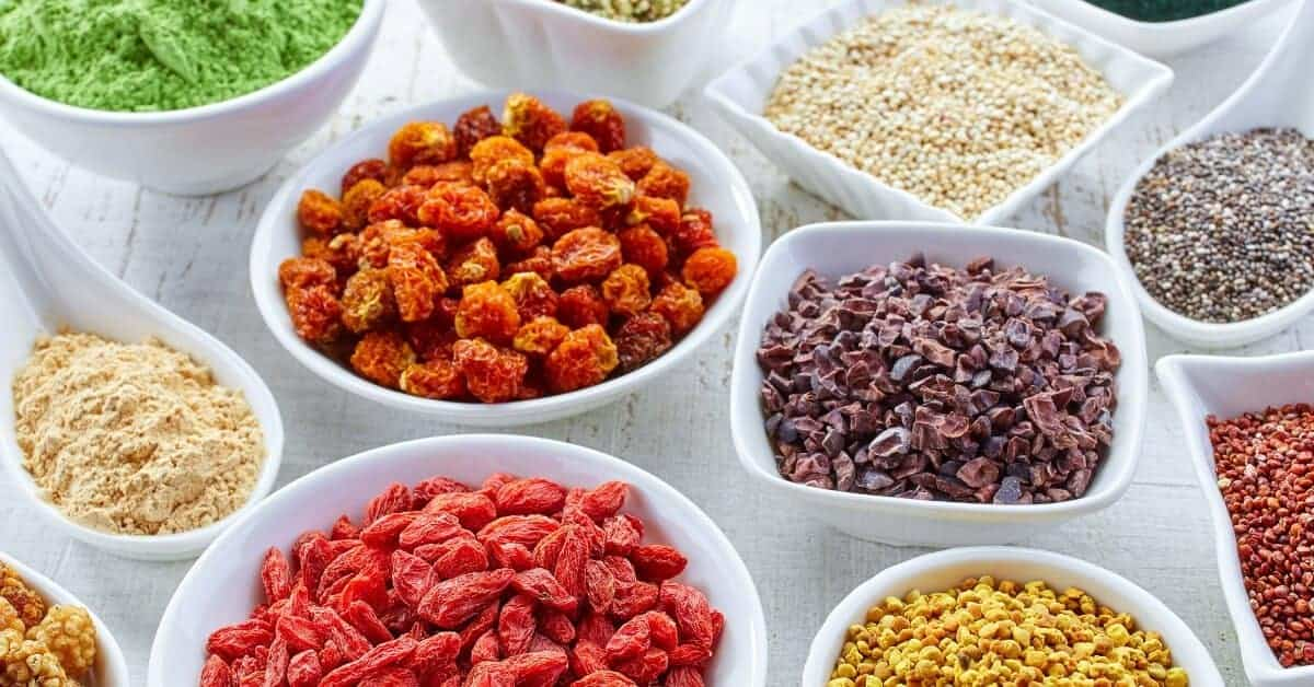ways to add superfoods to your diet