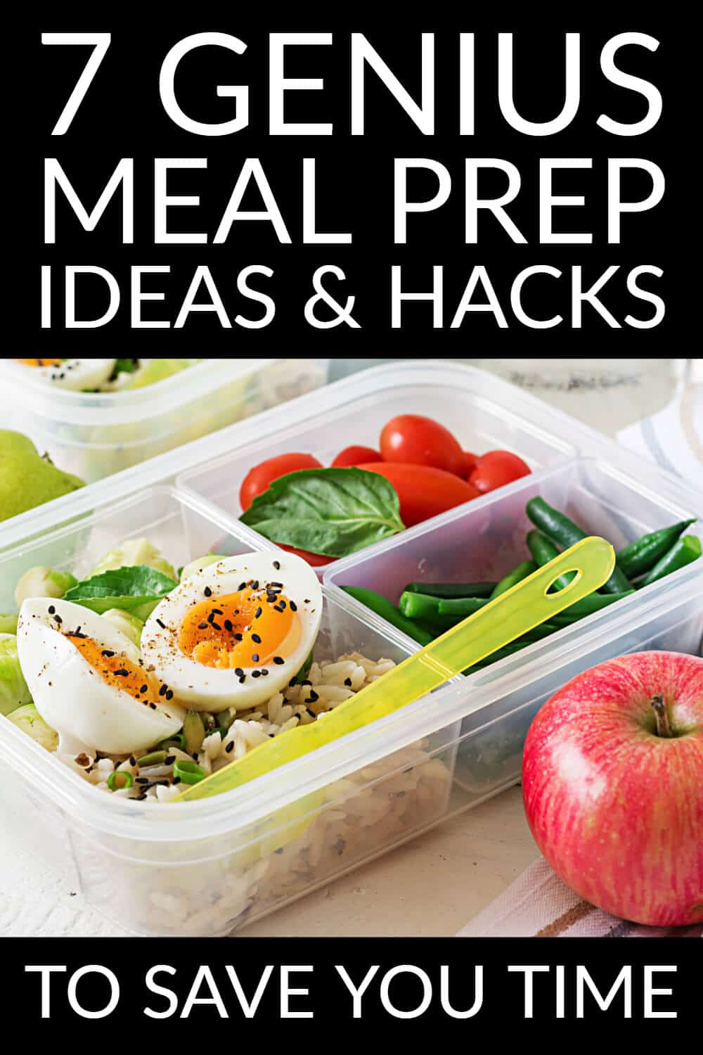 time-saving meal prep tips