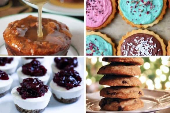 30 Delicious Vegan Holiday Desserts