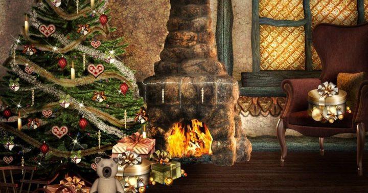 10 Beautiful Farmhouse Style Christmas Ornaments