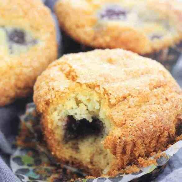 Best-Ever Cherry Muffins