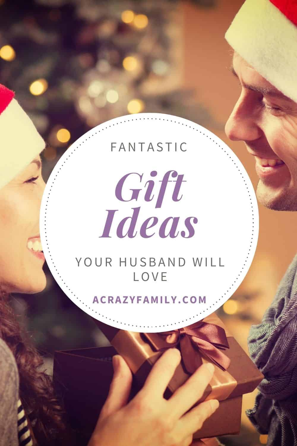 20 Best Gift Ideas For Husbands - Cool Gifts Your Husband Will Love