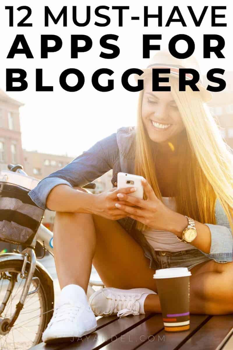 essential blogging apps