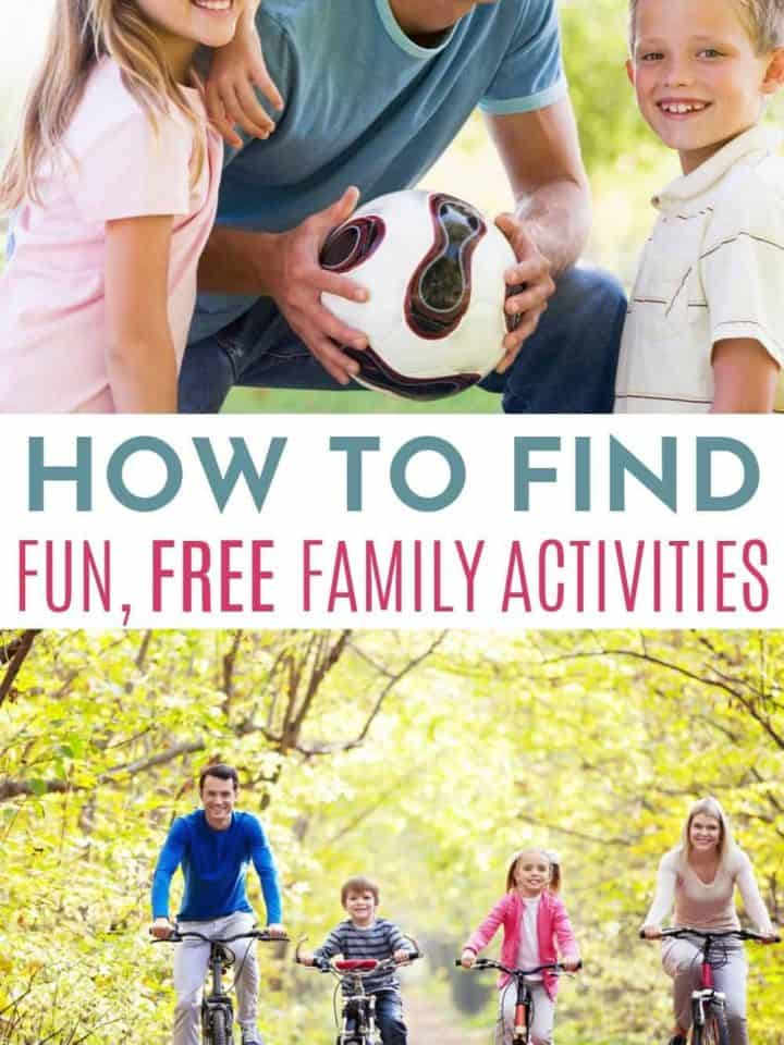 How To Find Fun, Free Activities For Your Family