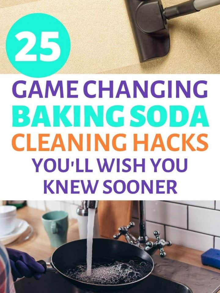 25 Awesome Baking Soda Cleaning Hacks For Your Home