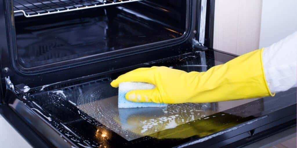 Scrub Your Oven