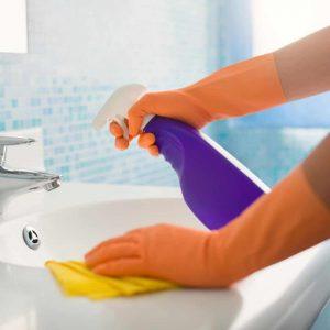 Deep Clean Your Bathroom: 6 Steps to a Clean & Shiny Bathroom