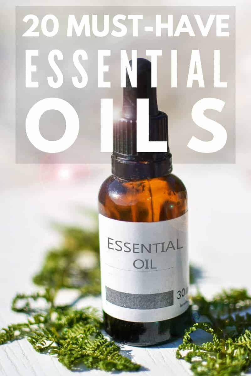 must-have essential oils