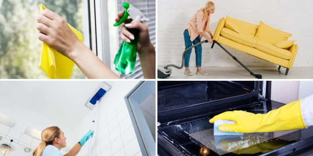 Spring Cleaning Tasks You Shouldn't Skip