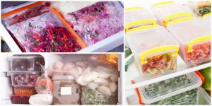 Food Freezing Tips to Make Cooking Easier