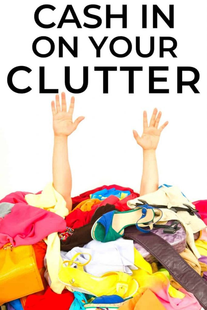 cash in on your clutter