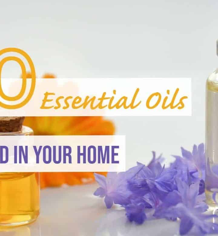 20 of the Best Essential Oils You Need to Have At Home