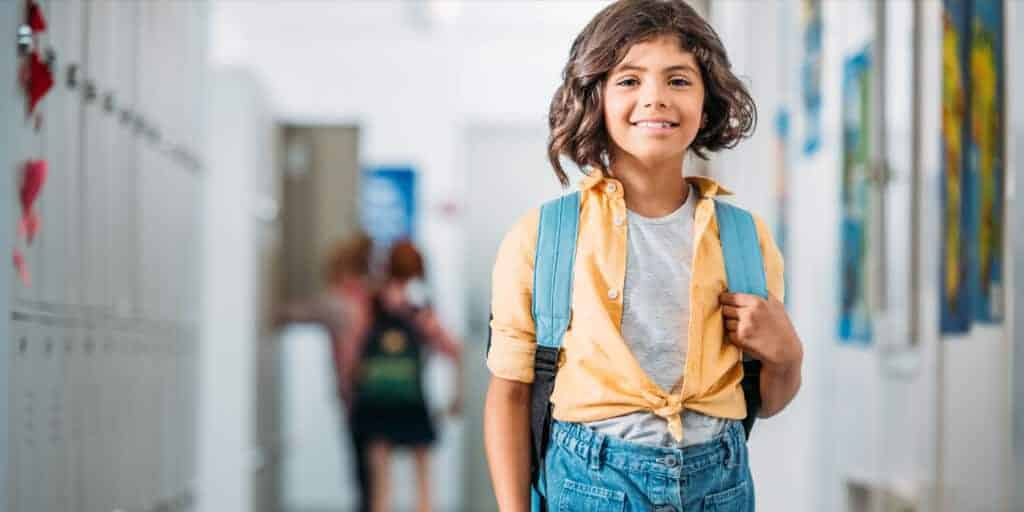 5 Ways To Help Your Child Adjust To A New School