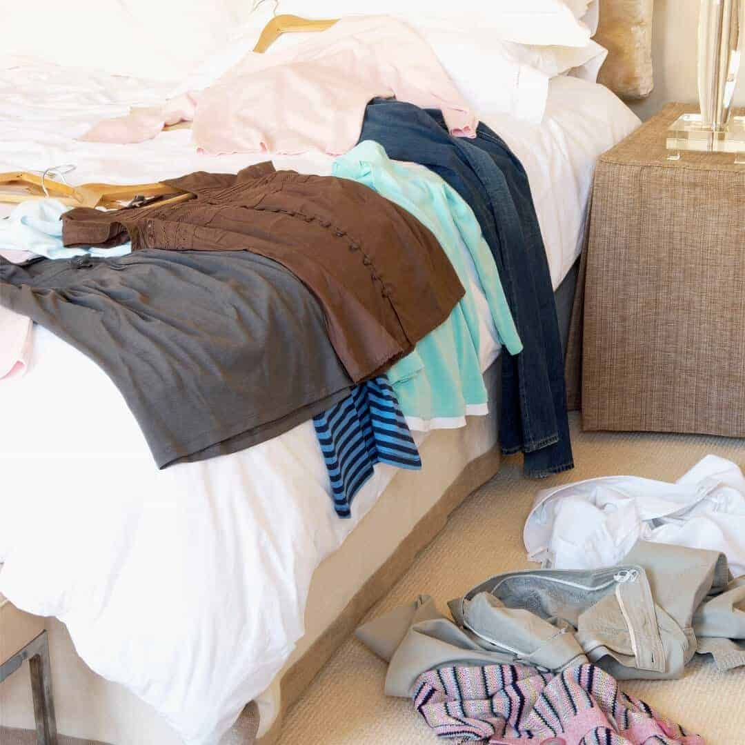 How to Keep The Mess From Becoming Overwhelming
