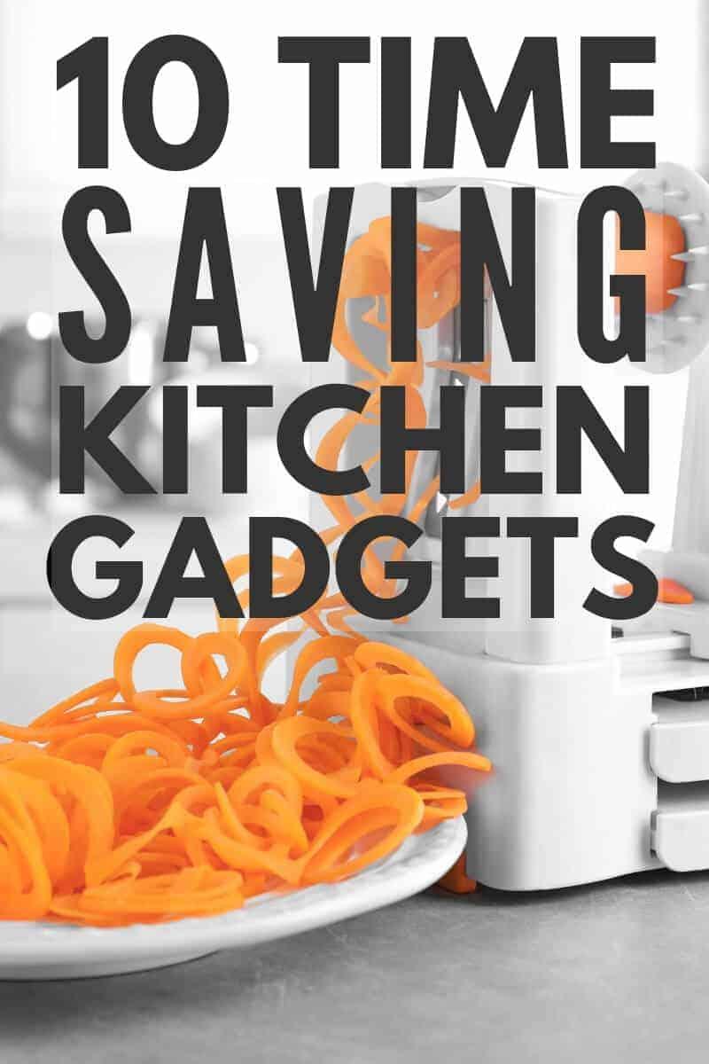 time saving kitchen gadgets