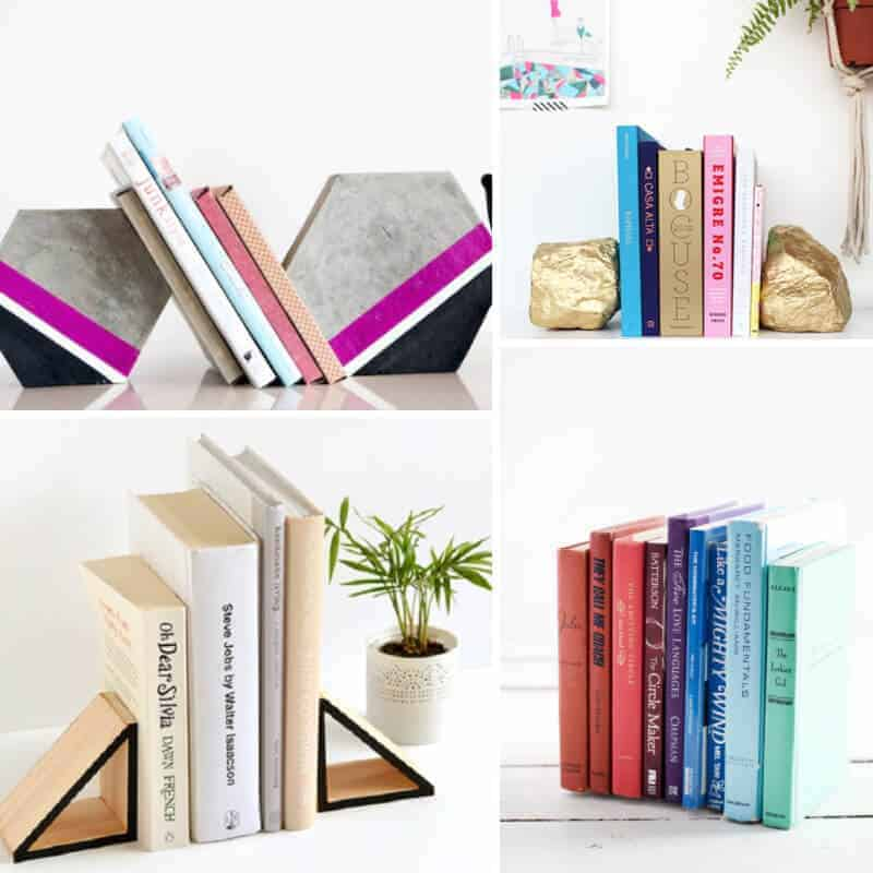 Image result for diy bookends